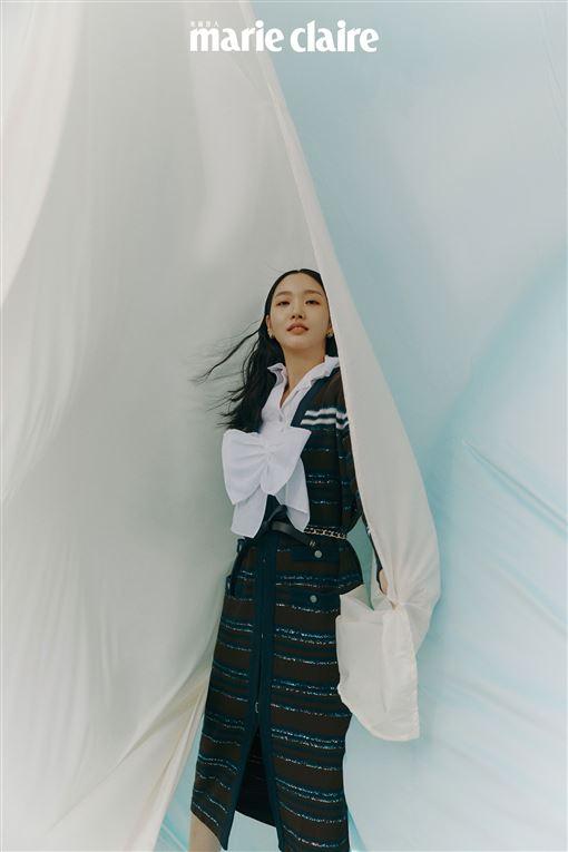 金高銀(Marie Claire Taiwan美麗佳人雜誌提供)