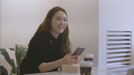 崔智友當時訪談時表示,自己年齡相仿的朋友們都結婚生子。(圖/中天提供)