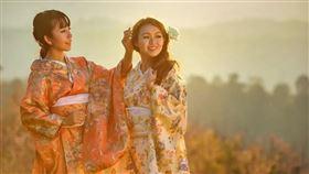 櫻花妹、日本女生(圖/翻攝自Pixabay)
