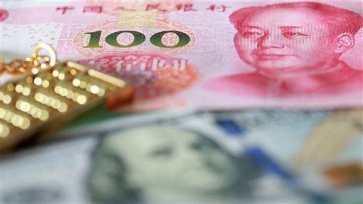 美金,人民幣,中美貿易,貿易,紙幣(中新社)
