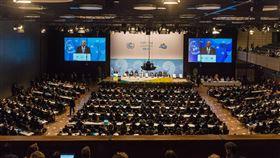 聯合國氣候峰會在波昂舉行聯合國氣候變化框架公約第23次締約方會議,6日在德國波昂開幕,預計進行到17日。(德國聯邦環境部提供)中央社記者林育立柏林傳真 106年11月10日