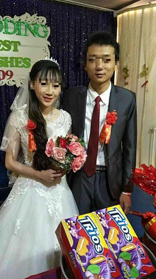 新北,越南妹,新娘,娶親,騙局