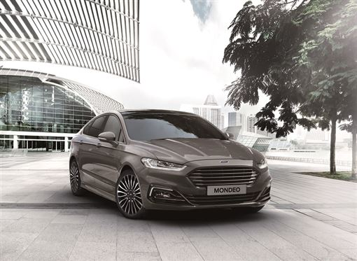 ▲Ford Mondeo(圖/翻攝網路)