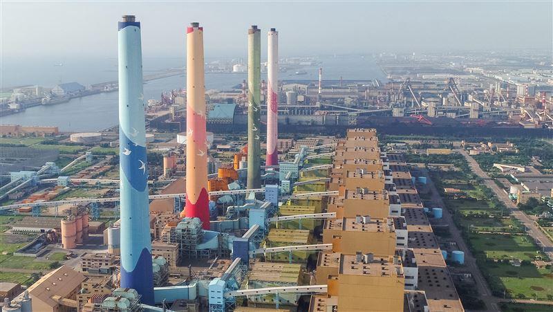中火又挨罰 台電:108年用煤量已大減300萬公噸