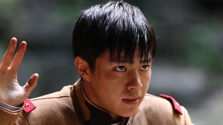 天氣之「子」不畏批評出演《鳳梧洞戰役》