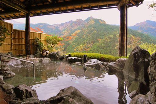 ▲日本溫泉(圖/樂天旅遊提供)