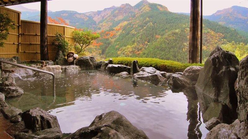 內行人才知道!「日本四大人氣秘湯旅宿」尊享天皇御用溫泉