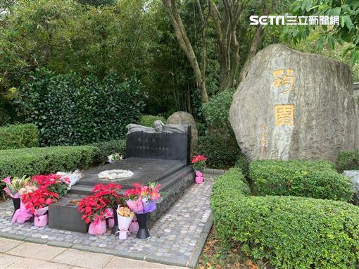 金寶山,高以翔,墓園,新北,記者陳啓明攝