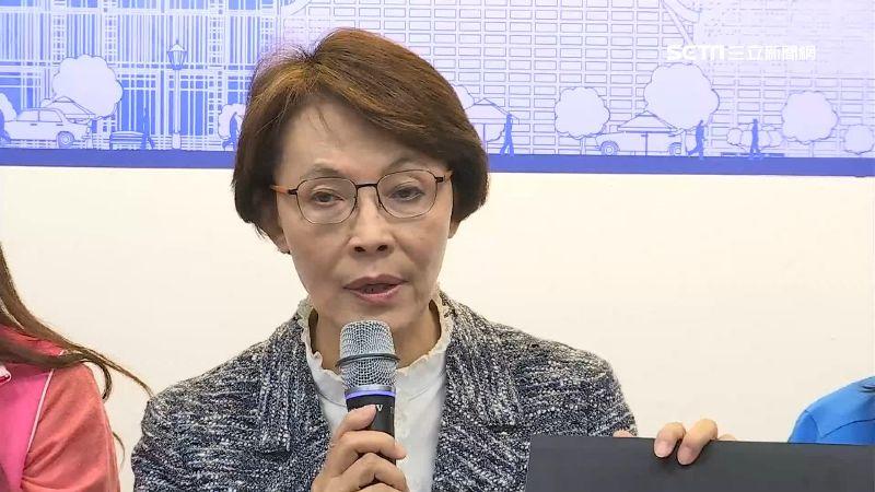 被嗆提案親中…黃昭順怒提告 否認開放中國人來台納健保