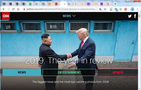 香港,反送中,CNN,2019全球大事件(圖/CNN)