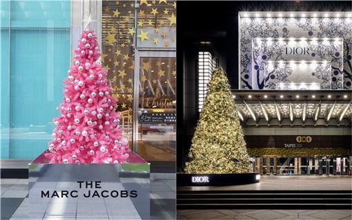 Dior,Marc Jacobs,微風百貨,台北101(品牌提供)