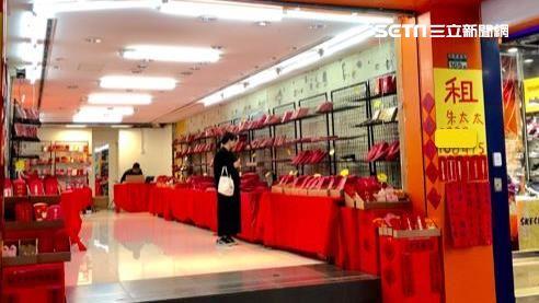 紅包店面。(圖/記者蔡佩蓉攝影) ID-2280973