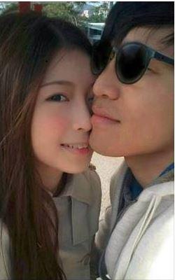 雞排妹前男友温晉禾 雞排妹臉書