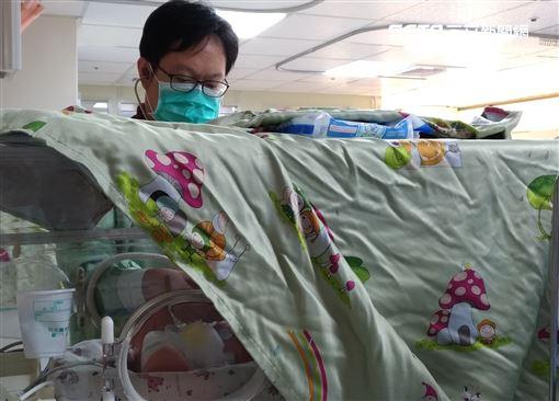 台大醫院新竹分院,新生兒科,陳麒年,早產兒,早產,新生兒