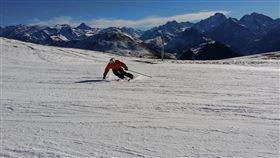 滑雪(示意圖/翻攝自pixabay