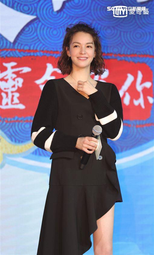 吻戲,張榕容,許凱,從前有座靈劍山/愛奇藝台灣站提供