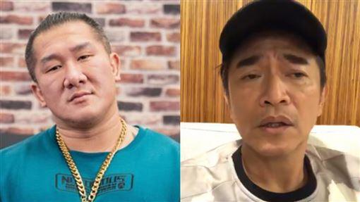 吳宗憲,高以翔,館長,臉書,韓國(圖/翻攝自臉書)