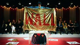 台灣莎妹劇團,丹麥,跨國共製,舞台劇,針砭時事(圖/莎妹劇團提供)中央社