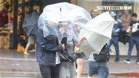 中央氣象局,東北季風,南方雲系,全台,持續下雨(示意圖/邱榮吉攝影)