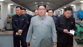 北韓,美國,若動武,平壤,以牙還牙,金正恩(圖/美聯社/達志影像)