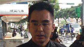林志玲哥哥林志鴻現身弔唁高以翔(圖/記者劉秀敏攝影)
