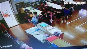 幼兒園,教保員,虐童,桃園,翻攝畫面