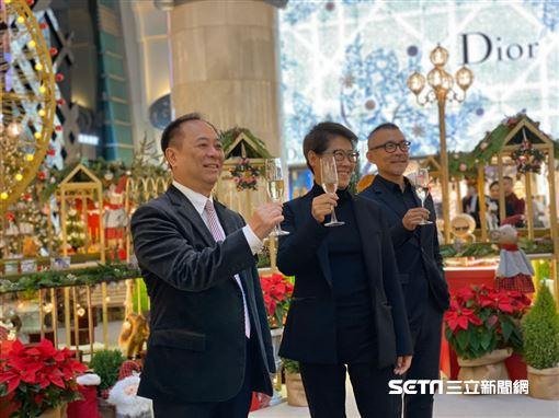 台北101,台北101董事長張學舜。(圖/記者馮珮汶攝)