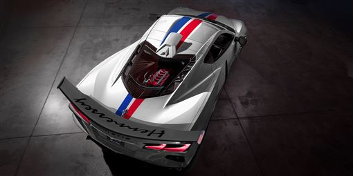 ▲Hennessey為Chevrolet Corvette C8推出1200匹馬力改裝套件(圖/翻攝網路)
