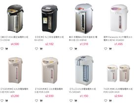 熱水瓶(圖/翻攝自電電購)