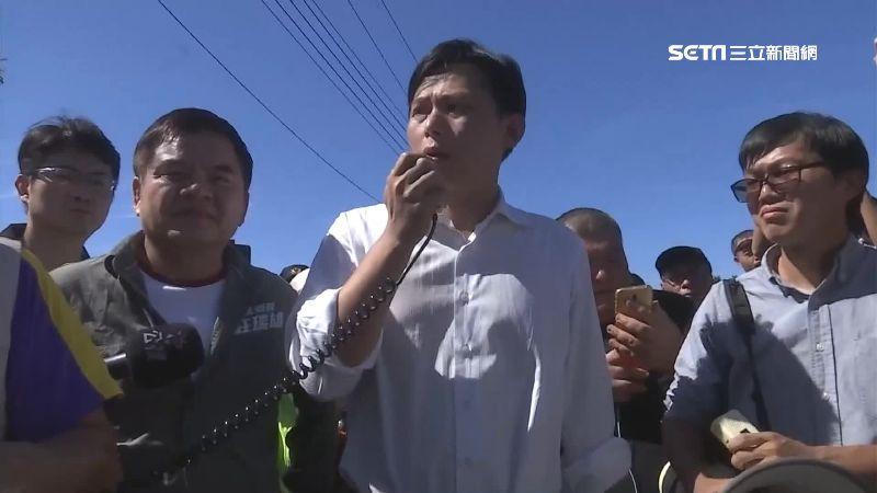 養雞場爭議再起!黃國昌質疑遮醜 屏縣議會告「加重毀謗」