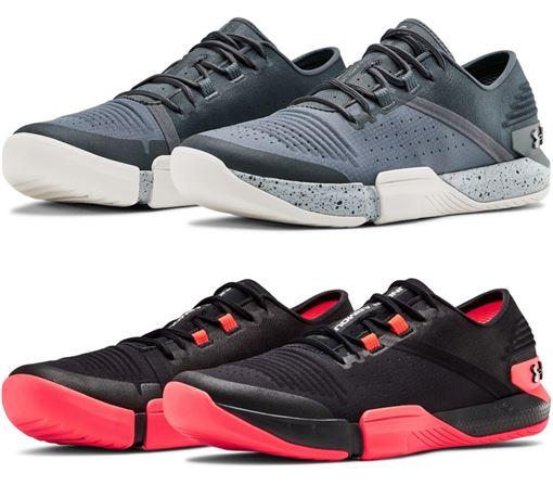 UA TriBase™三角型穩定結構專利的「TriBase Reign訓練鞋」