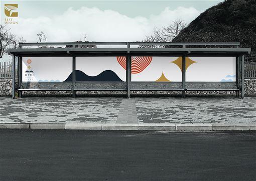 海廢圖鑑,金點設計獎,最佳設計獎,重新思考,環境議題(圖/台灣創意設計中心提供)中央社