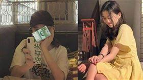 李嫣出門兩小時豪灑10萬人民幣,被稱為「李十萬」。(圖/翻攝自Instagram)