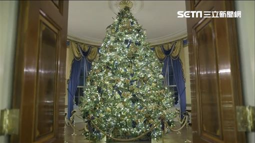 白宮耶誕樹
