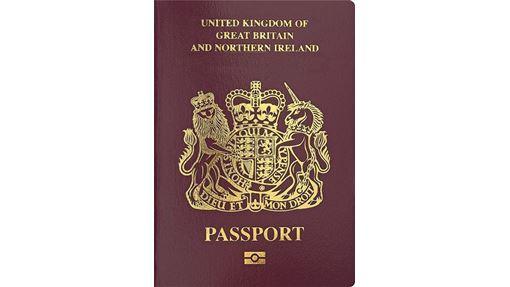 英國,香港,BNO護照,持有人居英權,有進展(圖/取自維基共享資源,版權屬公有領域)