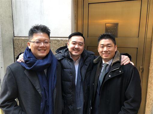 創投公司,大數據分析,創業家,Will、Yan、John