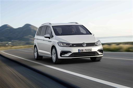 ▲2020年式Volkswagen The Touran。(圖/Volkswagen提供)