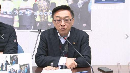 國民黨團衝外交部記者會,曾銘宗,陳宜民