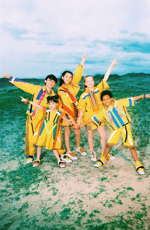 Foorin team E (SONY MUSIC TAIWAN提供)