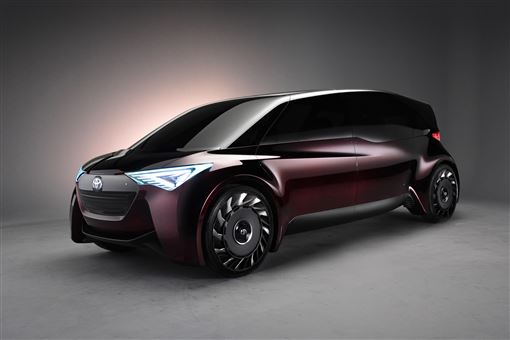 ▲Toyota FINE-Comfort Ride Concept(圖/翻攝網路)