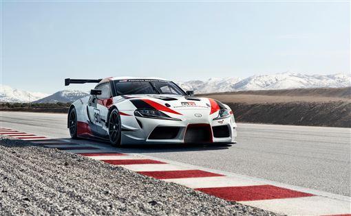 ▲Toyota GR Supra Racing Concept(圖/翻攝網路)
