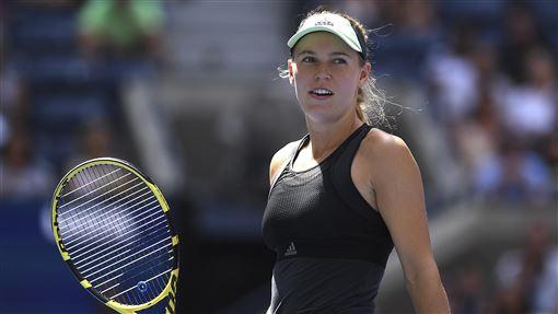 ▲『丹麥甜心』瓦芝妮雅琪(Caroline Wozniacki)宣布將在2020年澳網後退休。(圖/美聯社/達志影像)
