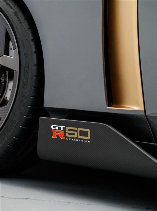 ▲Nissan GT-R50 by Italdesign(圖/翻攝網路)