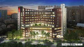 新竹市兒童醫院/新竹市府提供