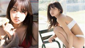 黑木光有「神之美少女」封號人氣相當高。(圖/翻攝自週刊Playboy)