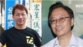 徐永明、張善政(圖/翻攝臉書、資料照)