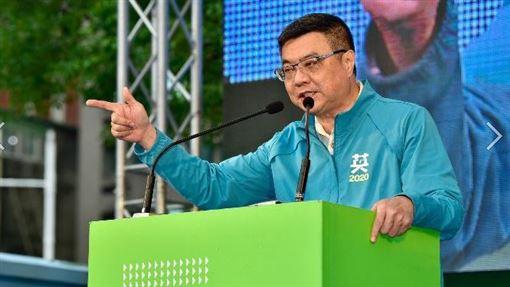 卓榮泰出席蔡英文基隆競總成立大會