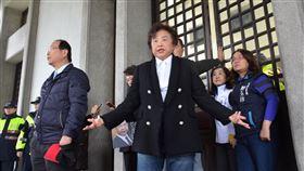 國民黨外交部抗議,陳玉珍,林奕華,李明賢,國民黨團提供