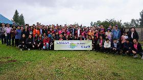 支持台灣參與聯合國氣候峰會  洛杉磯