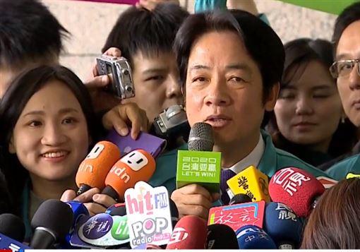 號次抽籤,總統大選,韓國瑜,張善政,賴清德